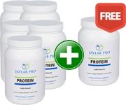 Protein Powder Vanilla 6pk