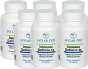 Immuno Defense 4x 6 Bottles