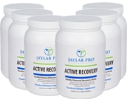 Jaylab Pro Active Recovery 6 pack